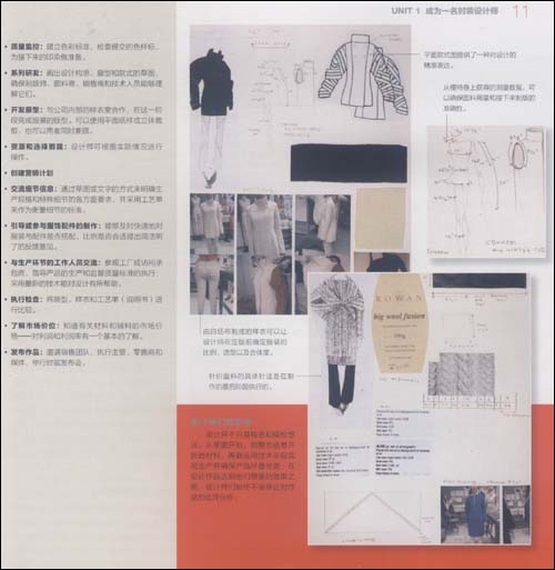 国际时装设计基础教程