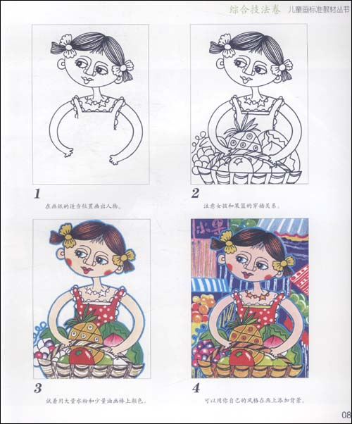 傣族民族服饰简笔画图片大全 服饰系列有动物服装,民族服装图片