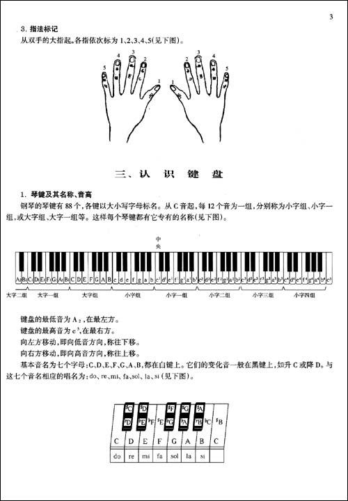 成年人学习钢琴之路•成年人钢琴入门90小时