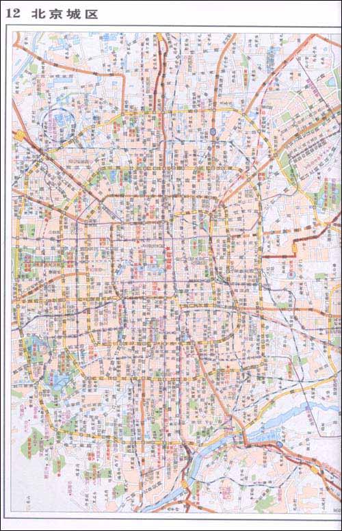乌鲁木齐行政地图