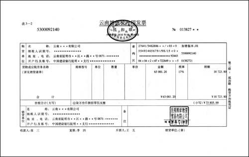 红字增值税专用发票通知单如何入账,求详细会计分录图片