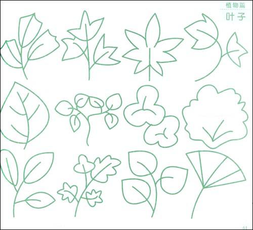 幼儿学习简笔画的必备宝典……   目录 动物的画法及图例  动物篇
