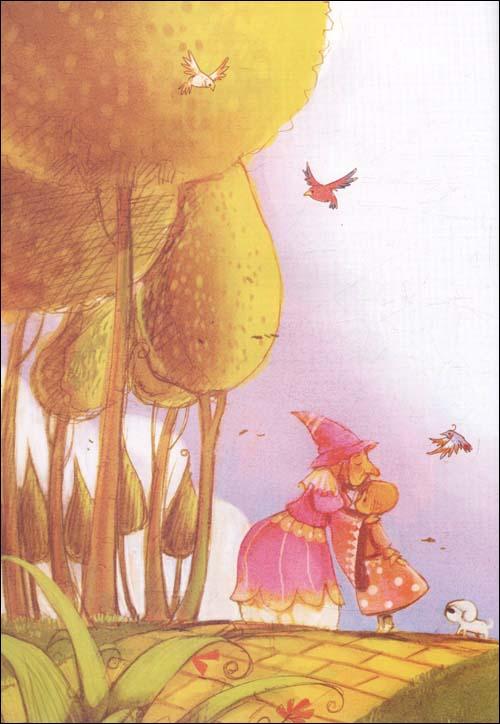 萤火虫 世界经典童话双语绘本 绿野仙踪 外研社点读书