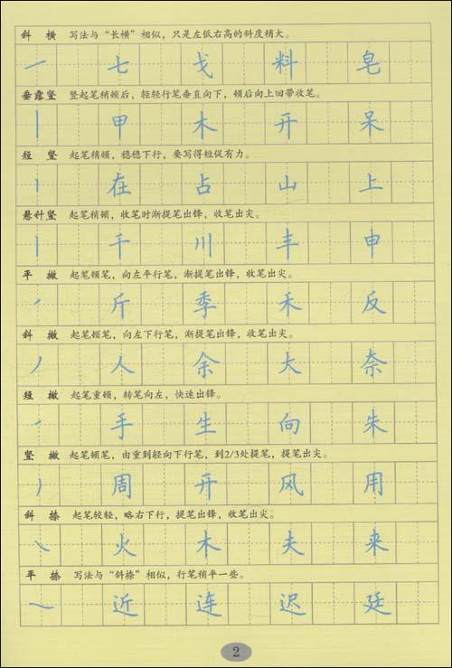 习字宝魔法字帖:小学生钢笔字基础训练(附赠品)