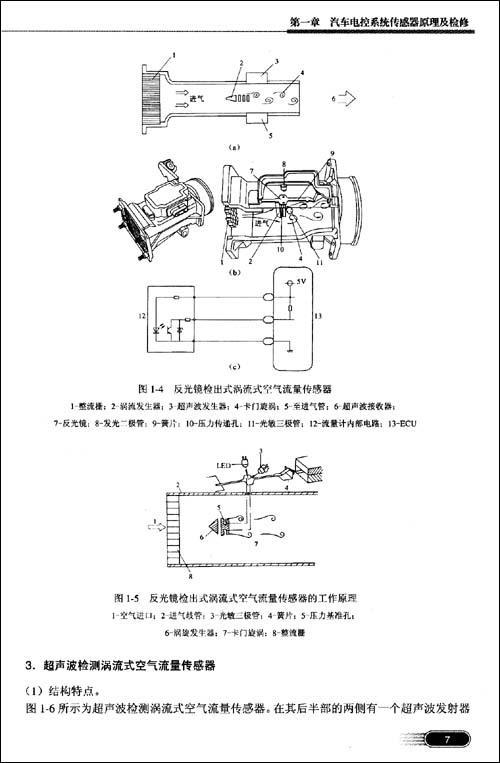 汽车发动机电控系统结构与检修a