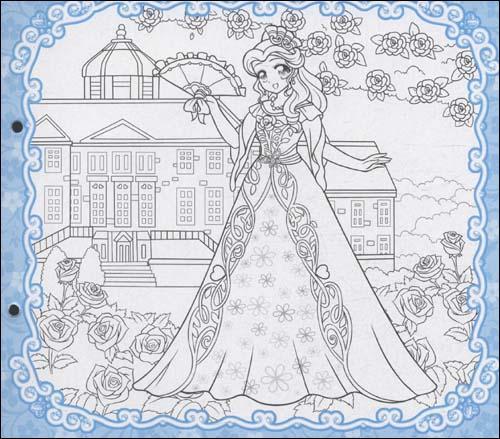 小公主换装秀:白雪公主