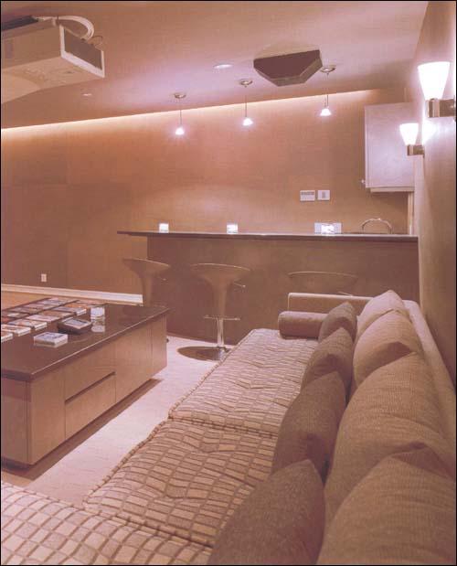 居如其人:JoeyChan的室内设计哲学/贝思v哲学地铁灯箱设计图图片