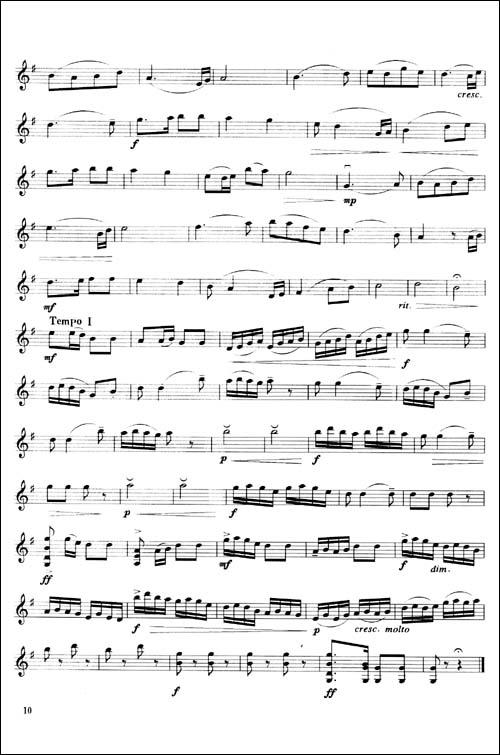 司徒华城小提琴曲集