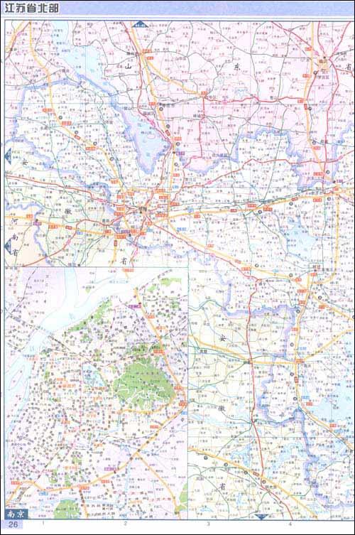 省 台北    商品描述  编辑推荐  《中国高速公路及城乡公路里程地图