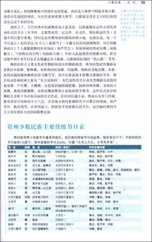Lonely Planet中国旅行指南系列:贵州