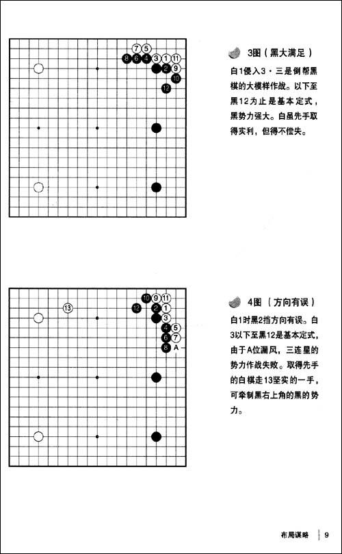 李昌镐21世纪围棋专题讲座:布局谋略