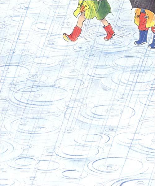 下雨天 精装