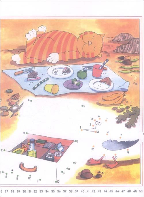 英国儿童最爱的连线游戏:海边:亚马逊:图书