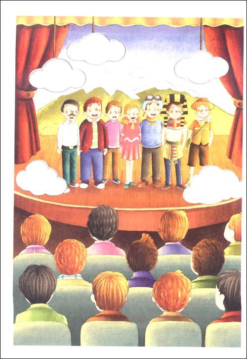 最畅销中外名著名家导读本•会飞的教室