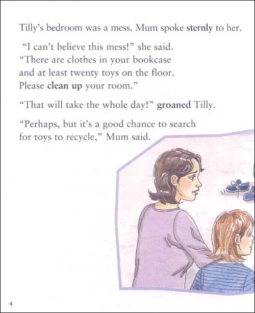 体验英语少儿阅读文库•第8级SET D