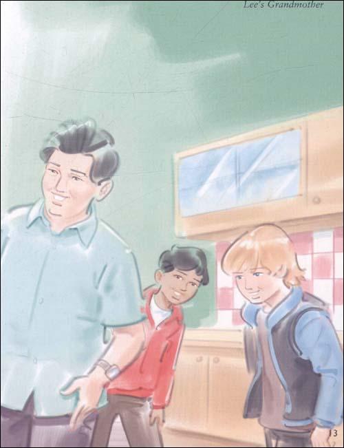 体验英语少儿阅读文库•第9级SET D