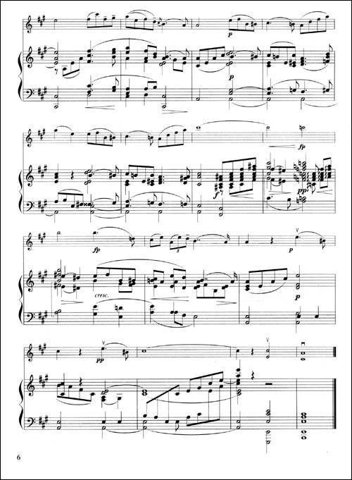 东粤曲分飞燕曲谱-小提琴 浪漫曲 乐曲