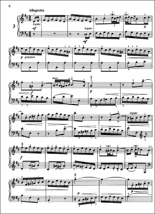 巴赫创意曲集