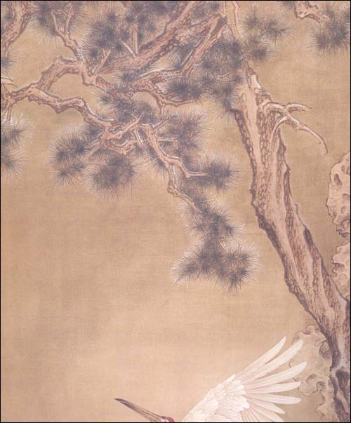 教学示范作品 工笔仙鹤白鹭画法图片