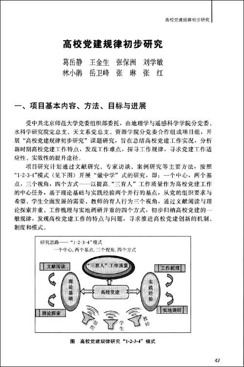 【基层党建创新课题】