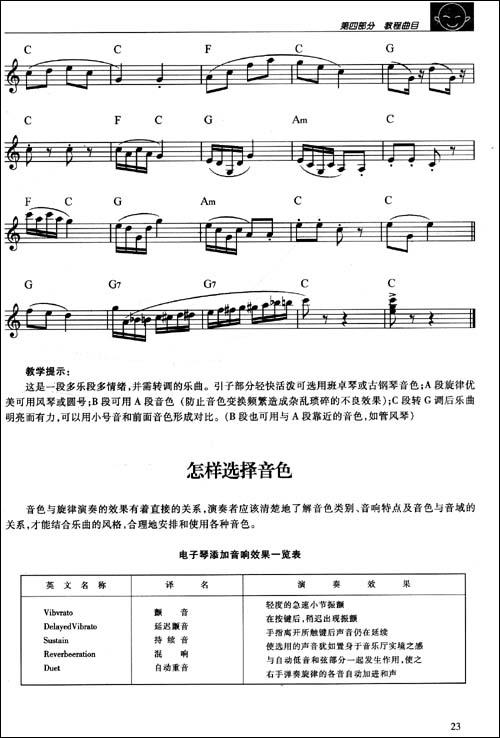 少年儿童电子琴中级教程(新版):亚马逊:图书