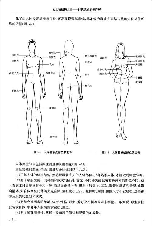 回至 女上装结构设计:经典款式实例详解 (平装)