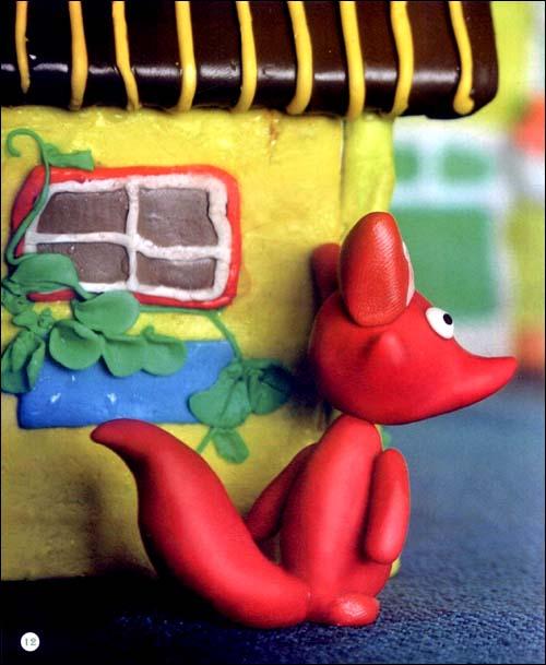 巧手捏故事61快乐增智慧系列:小木偶的故事:亚马逊
