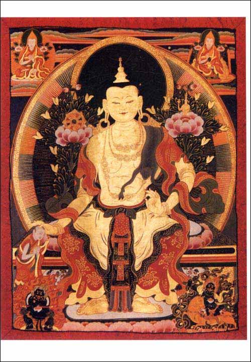 西藏唐卡:中华瑰宝
