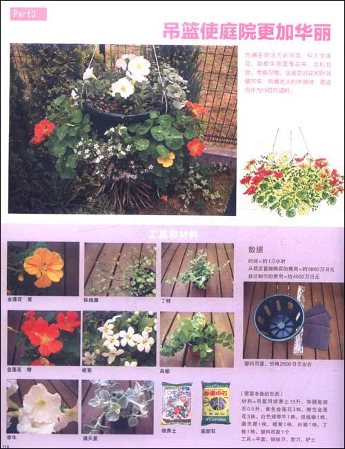 庭院与花园:庭院施工技术图解