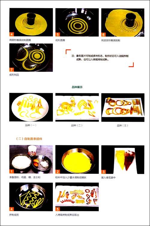 餐饮行业职业技能培训教程:酒店创意盘饰设计教程