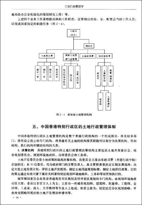 土地行政管理学(第2版)