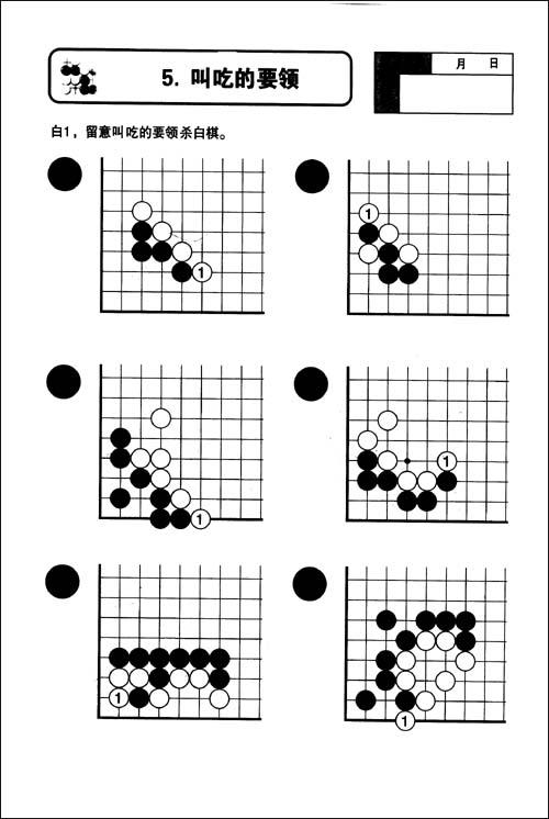 21世纪新概念•速成围棋