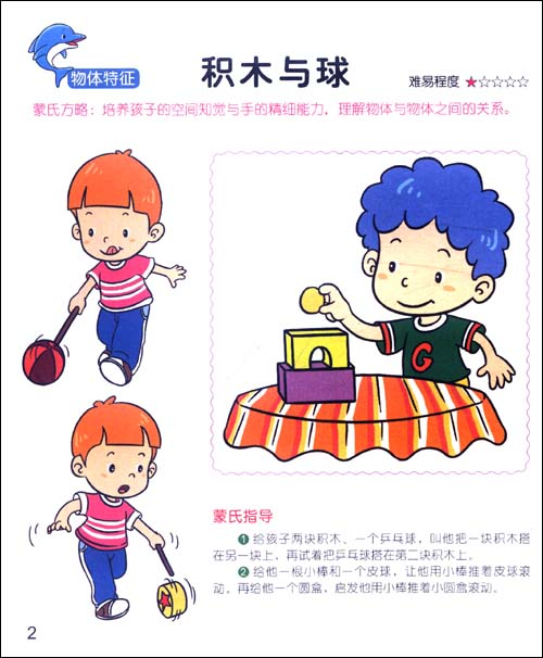 蒙特梭利教育丛书:0-6岁儿童智力开发