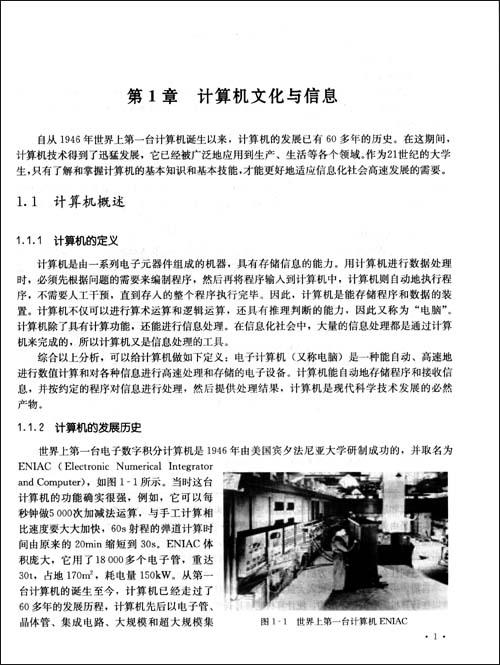 大学计算机基础 王桂红,蒋兰玲