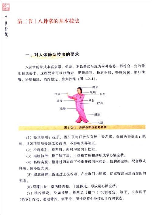 中国武术段位制系列教程:八卦掌