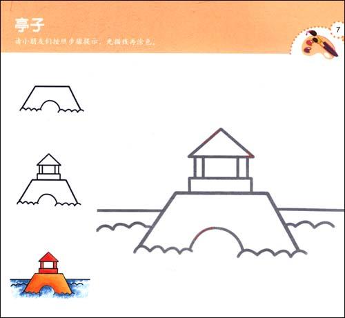 幼儿绘画小课堂(套装共6册):亚马逊:图书