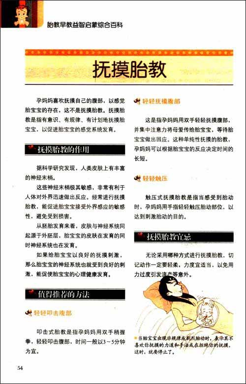 胎教早教益智启蒙综合百科