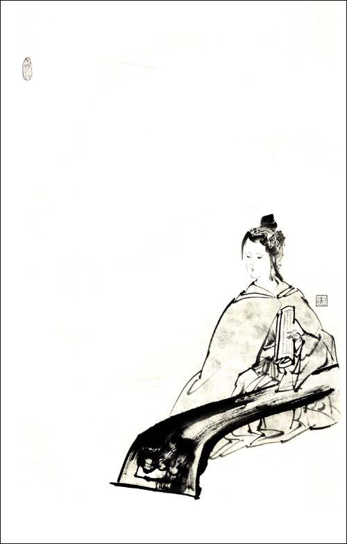 写意古装人物画谱:仕女篇:亚马逊:图书