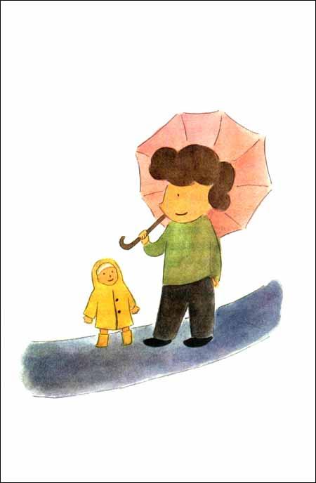 高个子与矮个子:父亲与女儿的心灵对话 [平装]图片