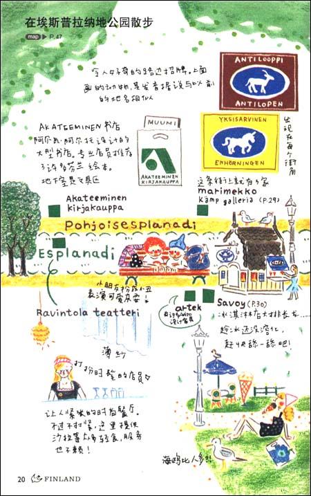 北欧旅绘日记