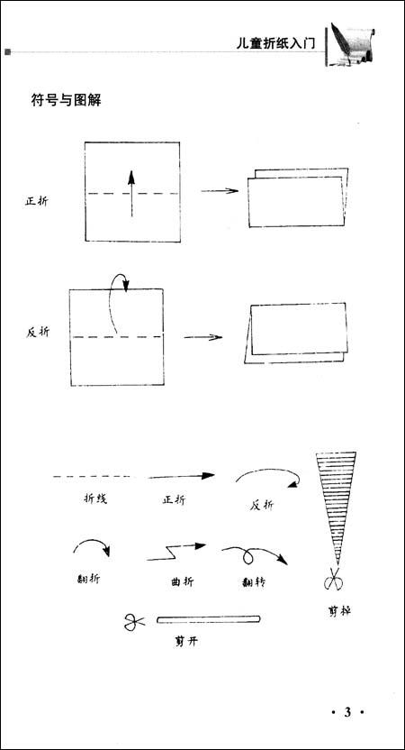儿童折纸入门 [平装]