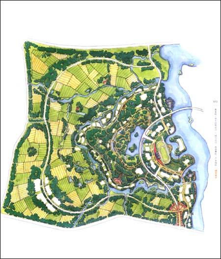 回至 看案例学手绘图设计:城市设计旅游景观产业园区 (平装)