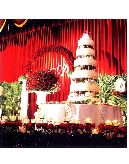 珍爱时刻:盛放的婚礼