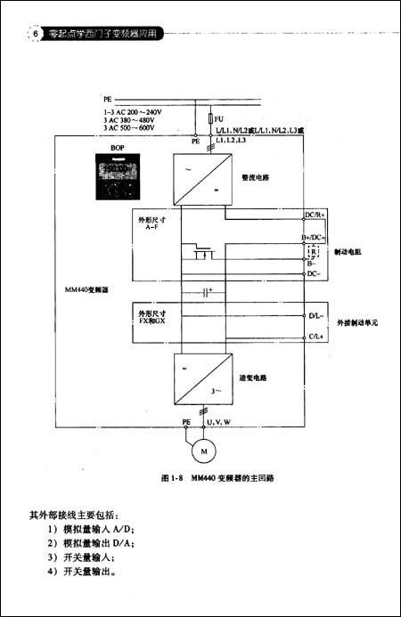 零起点学西门子变频器应用:亚马逊:图书