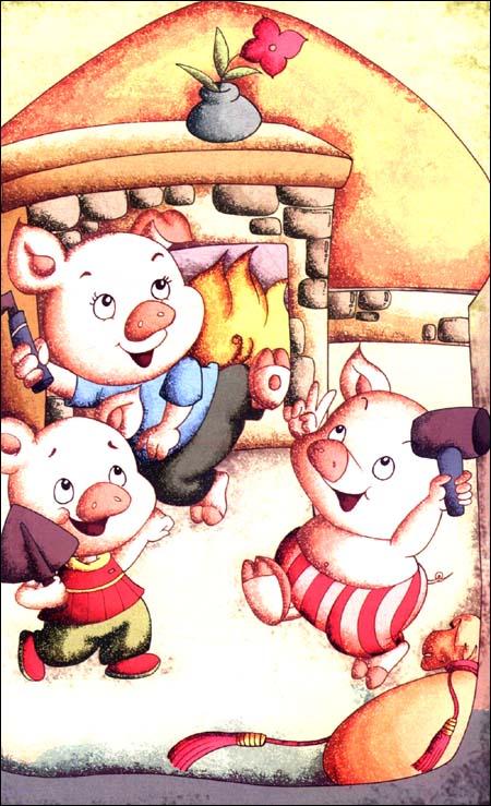 小猪屋设计图