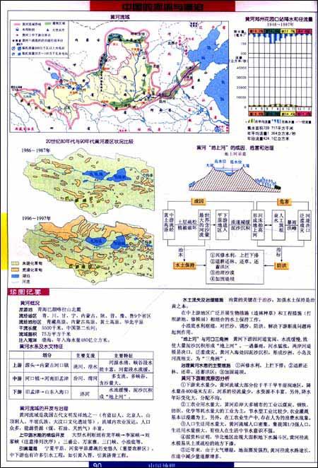 北斗地图•中学地理图文综合指导地图册