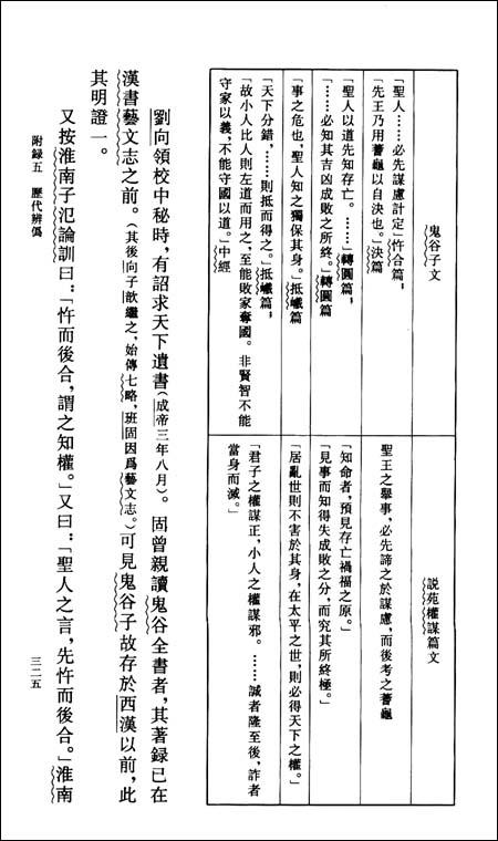 新编诸子集成续编:鬼谷子集校集注
