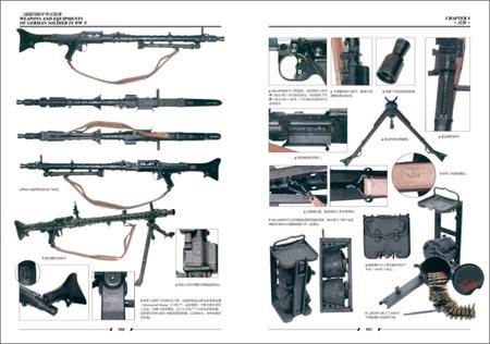 二战德国陆军单兵装备