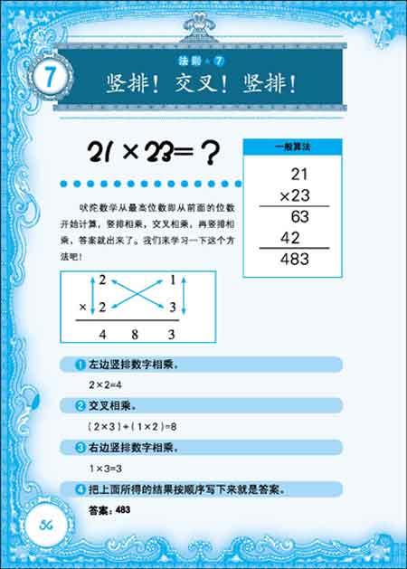 让头脑变聪明的印度数学