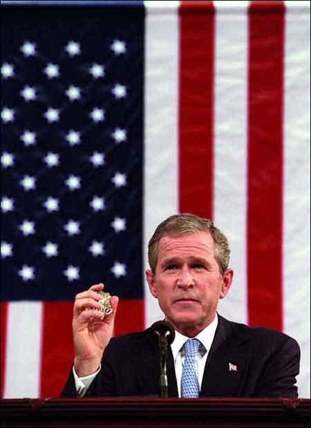 抉择时刻:乔治•沃克•布什自传